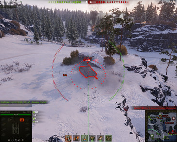 World of Tanks 1.0 in-game 2