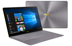 The Asus Zenbook 3 Deluxe (UX490) is a modern day 14-inch notebook. (Source: Asus)