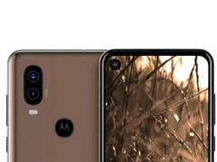 Motorola One Vision will be released as the Motorola P40 in China. (Source: Times Now)