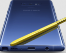 The One UI 2.1 update could arrive on the Galaxy Note 9