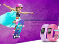 Garmin Disney Princess vívofit jr. 2 fitness tracker for kids (Source: Garmin)