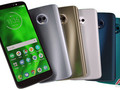 The Moto G6 Plus. (Source: Android Headlines)