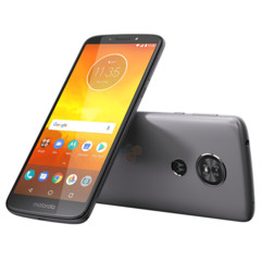 Motorola Moto E5 by Lenovo with Qualcomm Snapdragon 425 coming to the US October 2018 (Source: Motorola)
