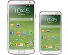 Samsung Galaxy S4 and S4 mini Android smartphones