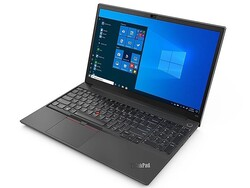 Review of the Lenovo ThinkPad E15 Gen 2 mit Tiger-Lake-CPU. Device provided courtesy of: Cyberport