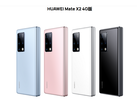 Huawei launches the Mate X2 4G/LTE. (Source: Huawei)