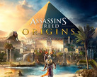 Assassin's Creed Origins was released on October 27, 2017. (Source: Ubisoft)