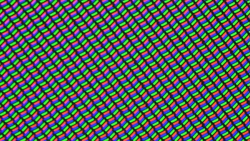 Subpixel array of the IPS panel