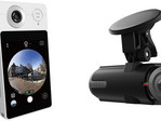 Acer Holo360 (left) and Acer Vision360 (right) LTE enabled 360-degree cameras. (Source: Acer)
