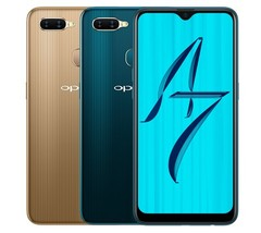 Oppo A7 Android handset now up for pre-order in China, Snapdragon 450 and HyperBoost in tow (Source: Oppo Nepal)