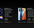 The Realme 7 series is about to go live in Europe. (Source: YouTube)