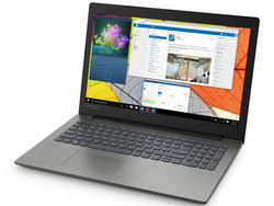 In review: Lenovo IdeaPad 330. Test unit provided by notebooksbilliger.de