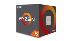 AMD Ryzen 5 retail box, Ryzen 3 2200GE and Ryzen 5 2400GE with Vega graphics now available (Source: AMD)
