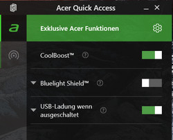 Acer QuickAccess