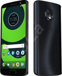 Moto G6 Android smartphone with Qualcomm Snapdragon 450 and dual main camera (Source: Alza Hungary)