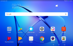 Software Huawei MediaPad T3 10