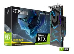 The Zotac Gaming GeForce RTX 2080 Ti ArcticStorm GPU offers 4K gaming potential. (Source: Zotac)