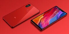 Xiaomi released the Snapdragon 710-powered Mi 8 SE in May 2018. (Image source: Xiaomi)