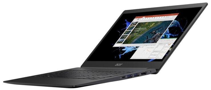 Обзор ноутбука Acer TravelMate X514