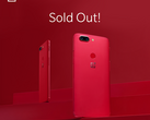 Sold out. (Source; GSMArena)