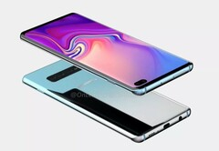 The Galaxy S10 line will be packed to the brim with the latest wireless technologies. (Source: OnLeaks)