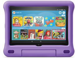 In review: Amazon Fire HD 8 Kids Edition (2020). Test device provided by Amazon Germany.