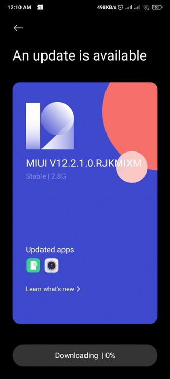 The Android 11 update for the Poco F2 Pro has arrived on some global handsets. (Image source: Mi Community)