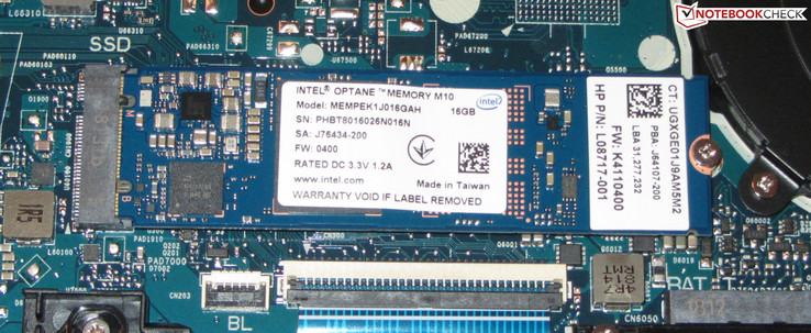 HP 14 (i5-8250U, Intel Optane Memory, HD Display) Laptop