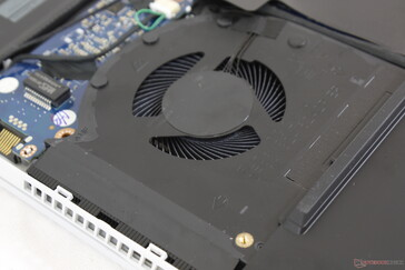 No major changes to the cooling solution
