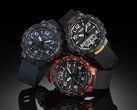 The new PRT-B50 PRO TREK watch. (Source: Casio)