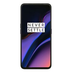 This render represents the upcoming OnePlus 7 on a sales listing page. (Source: GizTop)