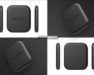 An OPPO smart-tag render. (Source: LetsGoDigital)