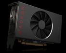 The Radeon RX 5500 is based on 7nm RDNA architecture. (Image source: AMD)