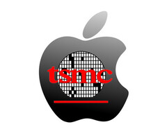 Apple could become TSMC's largest customer in a few years. (Image Source: GSMDome)