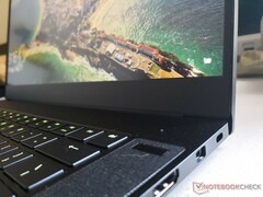 In review: Razer Blade 15 and Gigabyte Aero 15 are using the same 240 Hz panels from Sharp