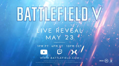 Battlefield V's development team will be taking part in the reveal event. (Source: EA Dice)