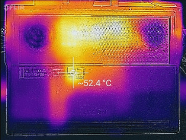 Thermal profile, underside (Witcher 3)