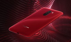 The Xiaomi Pocophone F1 has a 4,000 mAh battery. (Image source: Poco)