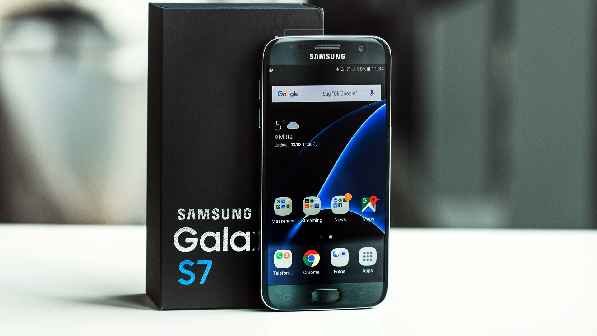 Against all odds, the Samsung Galaxy S7 could be set to receive the