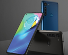 The Motorola Moto G8 Power will be getting a little brother soon. (Image via Motorola)