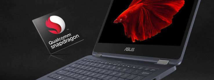 Asus NovaGo TP370QL (Snapdragon 835) Convertible Preview