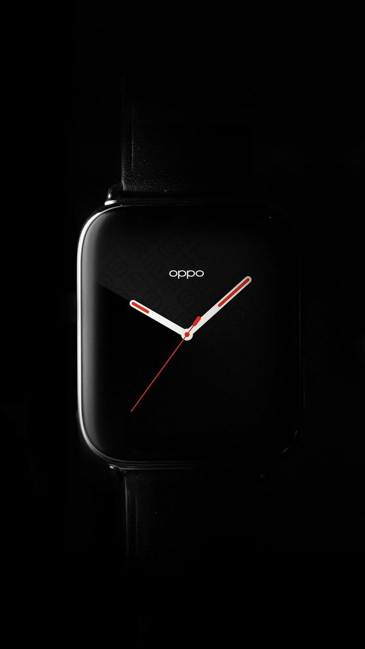 The OPPO Watch's 2nd official teaser. (Source: Twitter)