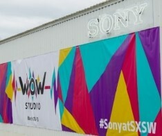 Sony will be at SXSW this year. (Source: Sony)