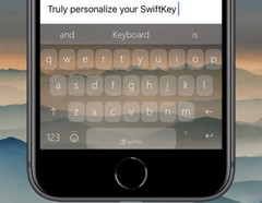 SwiftKey virtual keyboard with Photo Themes gets updated with new languages and more