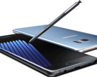 The Galaxy Note 7, which was killed off last year, may be making a triumphant return (Source: Samsung)
