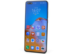 The P40 Pro comes with the Huawei AppGallery preinstalled