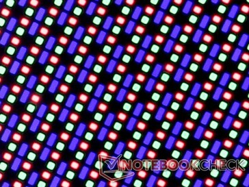 OLED subpixel array