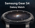 A mockup of the purported Samsung Galaxy Watch. (Source: Phone Arena)
