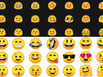 Get ready to bid farewell to the (somewhat) beloved gumdrop emojis. (Source: IDG)