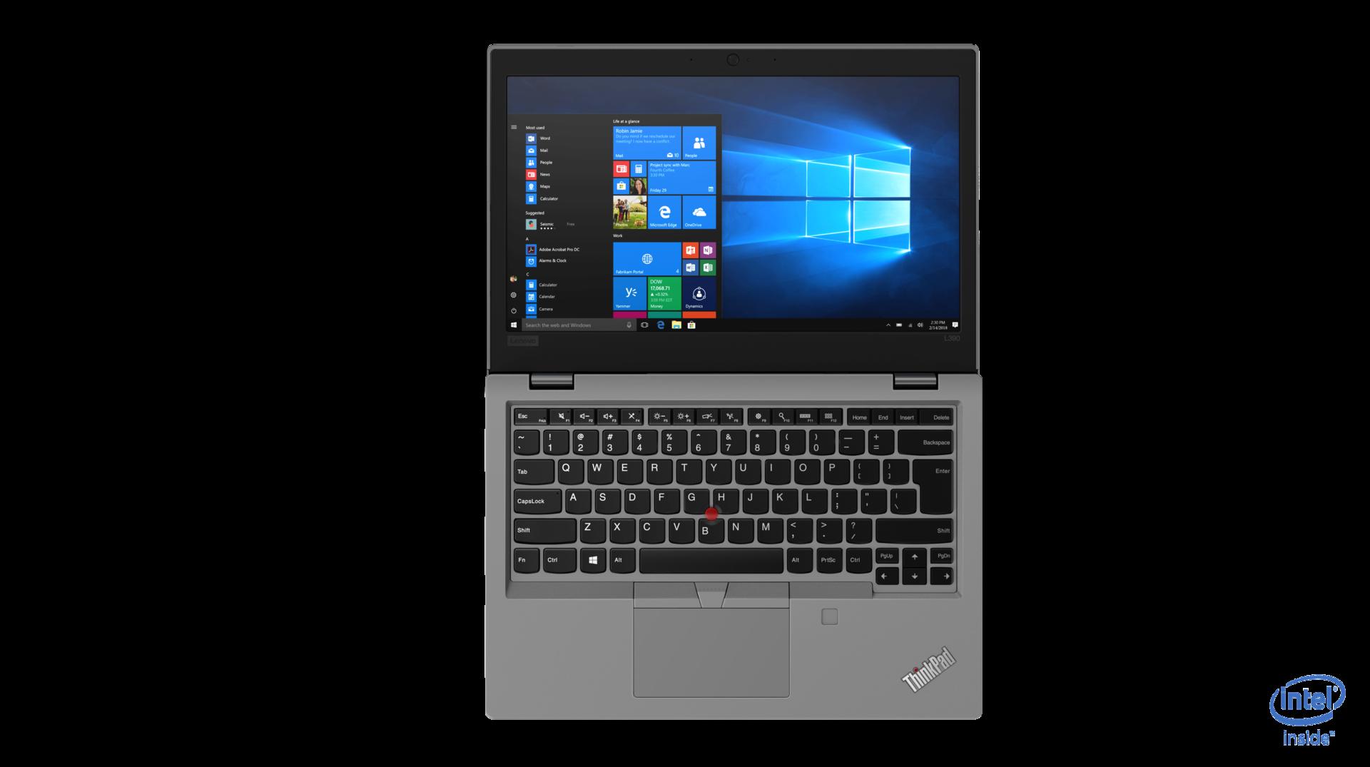 מודיעין Lenovo releases new ThinkPad L390 & ThinkPad L390 Yoga with Intel RD-07